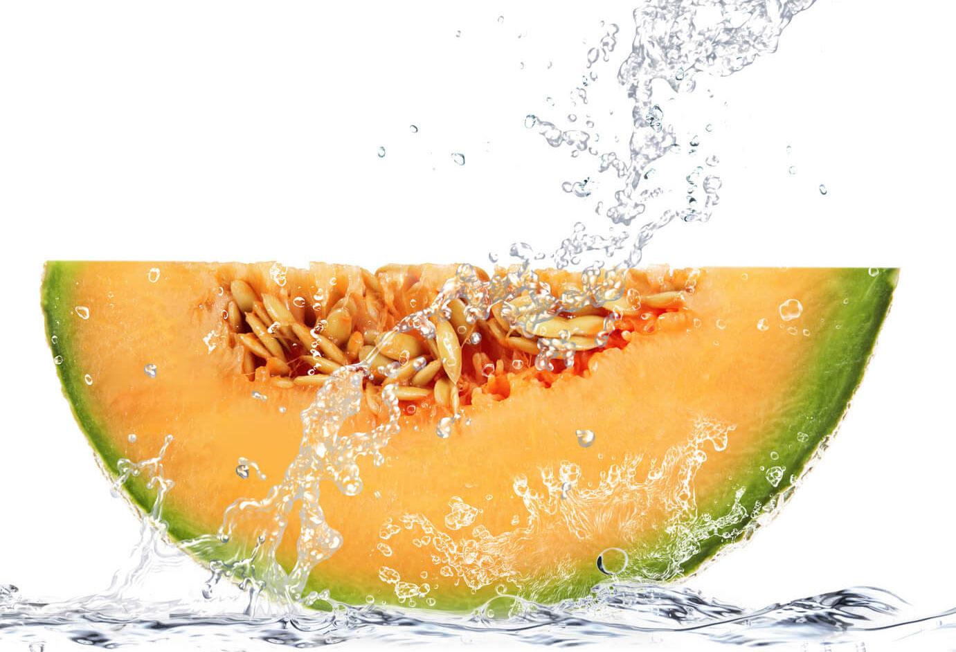 melon eau